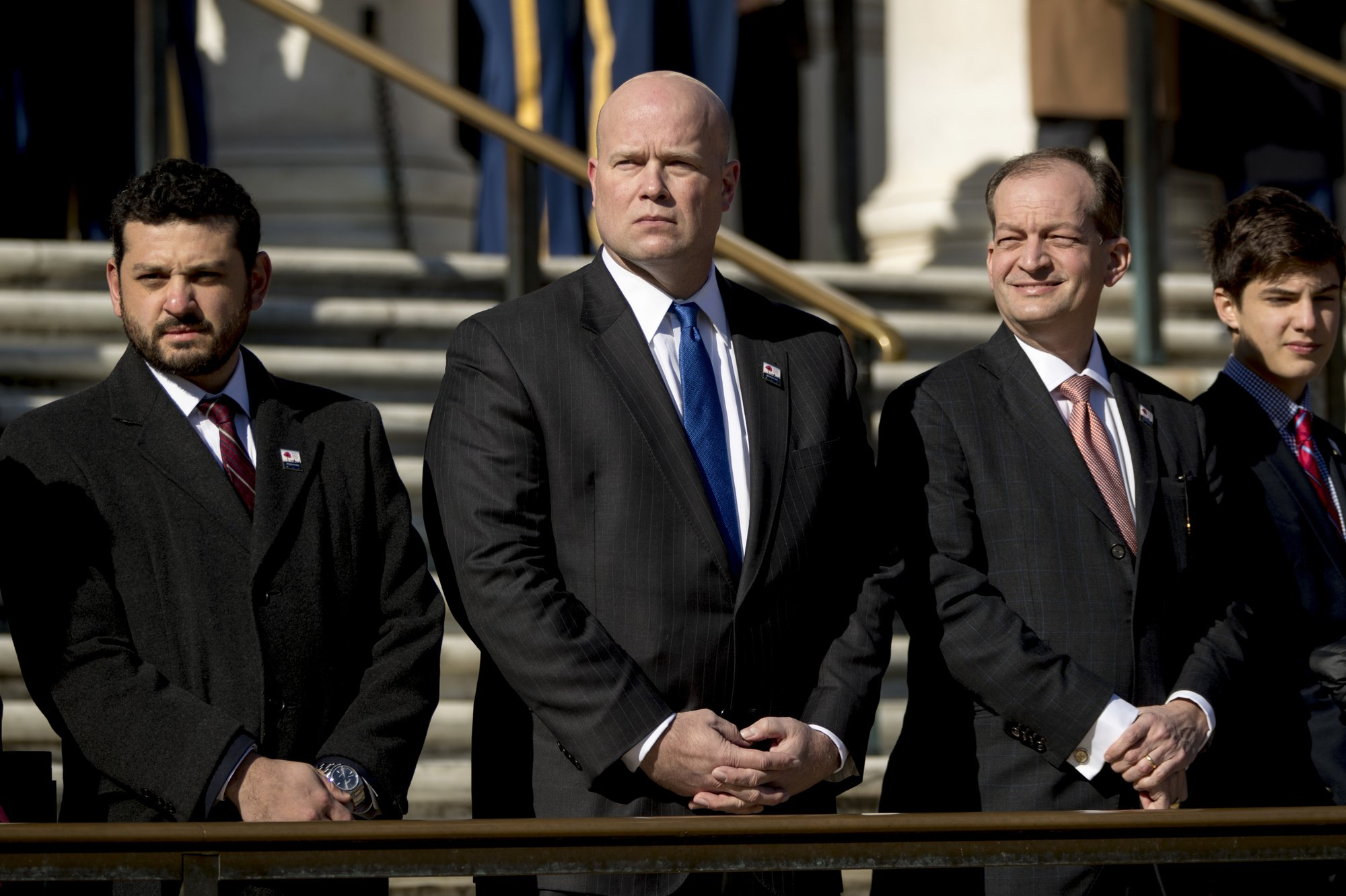 Image result for photos of whitaker rosenstein sessions