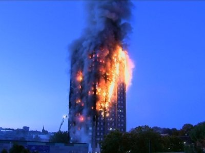 Unknown Number Dead in London High-Rise Fire