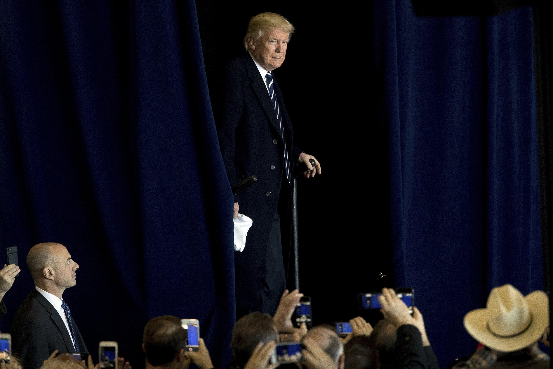 Post-election, Trump closes companies tied to Saudi Arabia