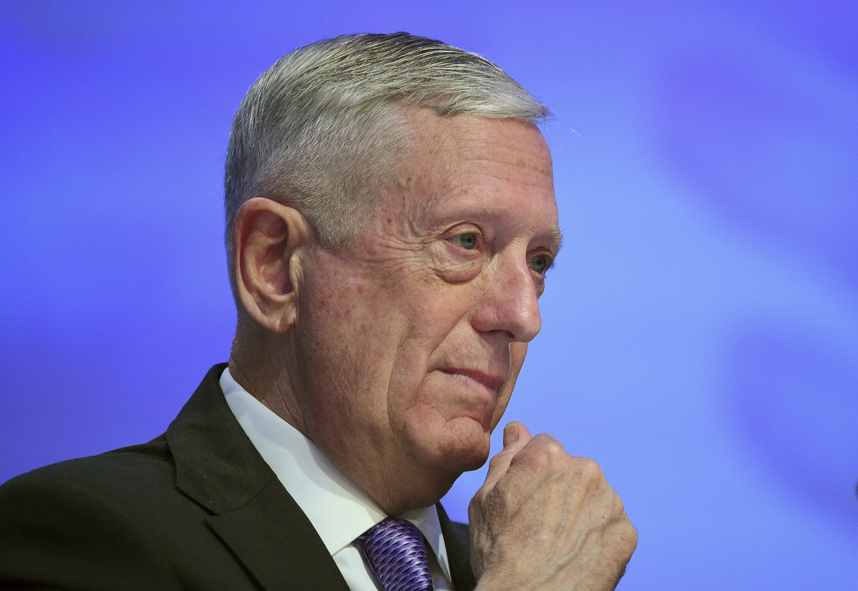 Mattis: North Korea a 'clear and present danger' to world