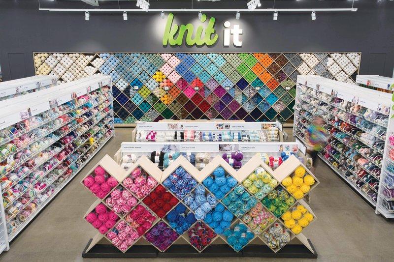 JOANN Unveils Concept Store Focused on Inspiring Creativity, Community