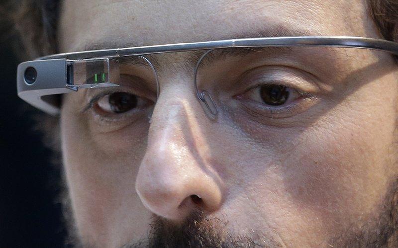 Sergey Brin, Google Glass