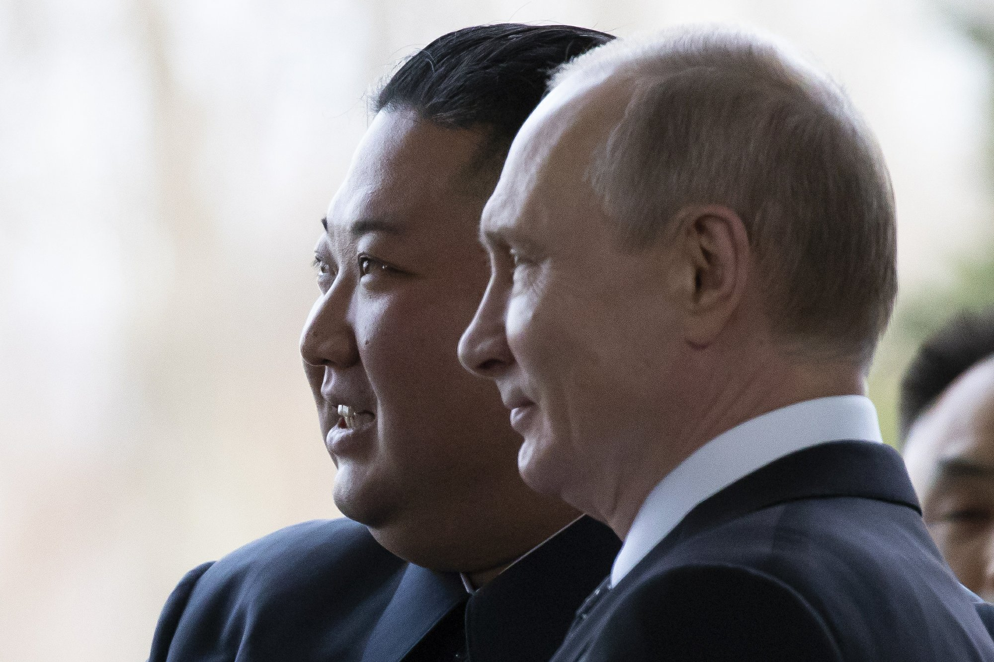 Putin says he'll brief US on summit with Kim