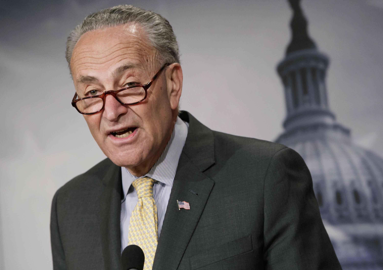 Democrats warn against funding border wall in spending bill