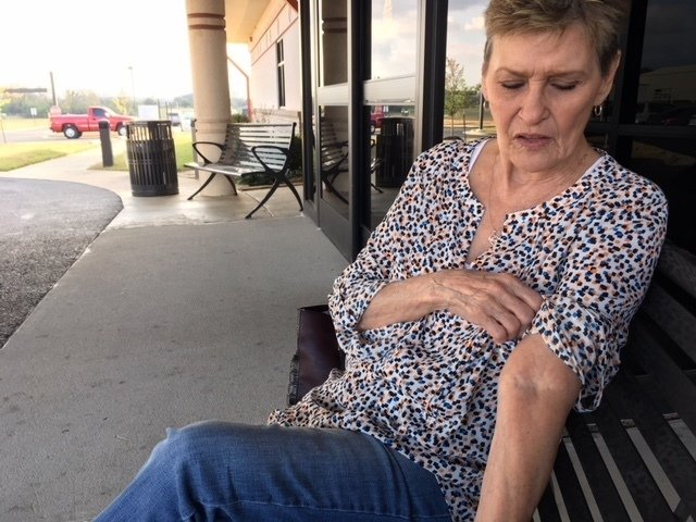 (AP) U2014 Recovering Addict Judith Anderson Figures If She Hadnu0027t Entered A  Program That Caught And Treated The Hepatitis C She Contracted After Years  Of ...