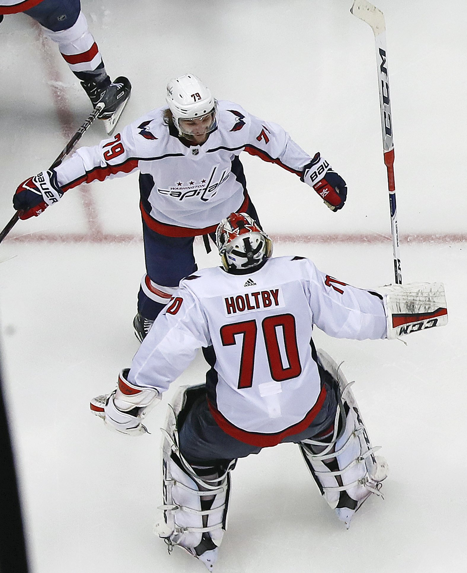 b8d1b9fcb17 Capitals exorcise ghosts to reach Eastern Conference finals