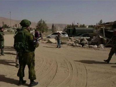 Syrian Rebels, Families Prepare Evacuation
