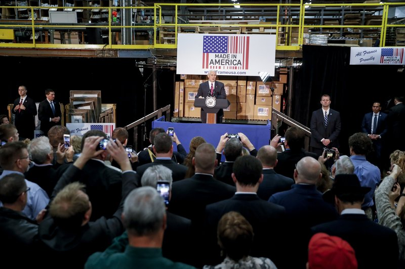 Hasil gambar untuk Vice President Pence Participates in a Listening Session with Small Business Owners