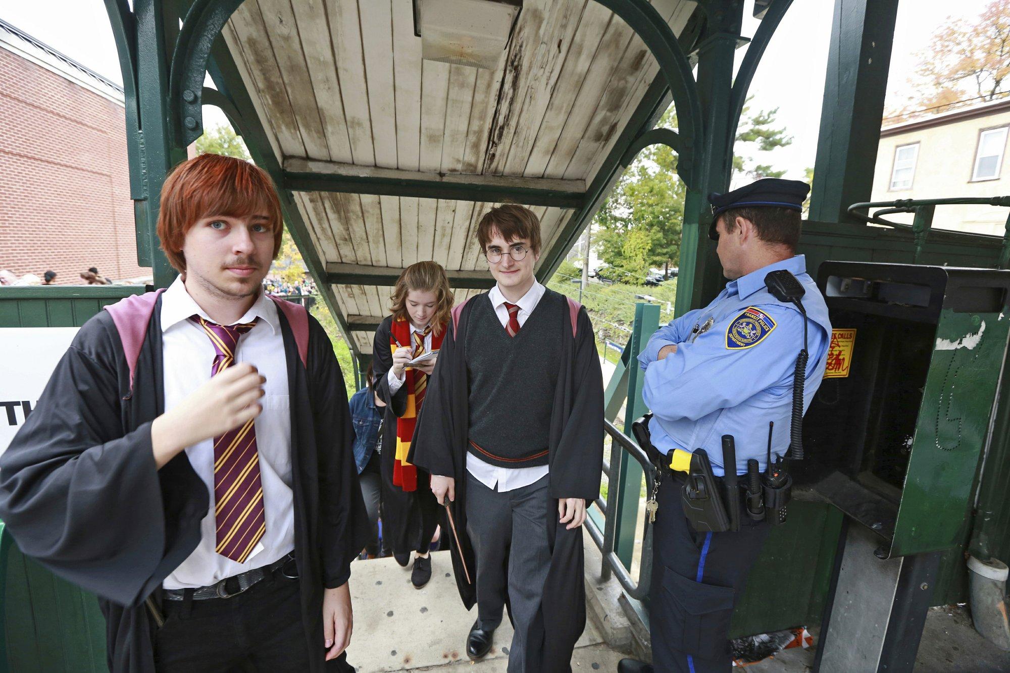 Warner Bros Crackdown Puts Dark Mark Over Potter Festivals
