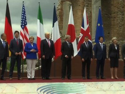 AP Reporter Explains Day One of G-7 Summit