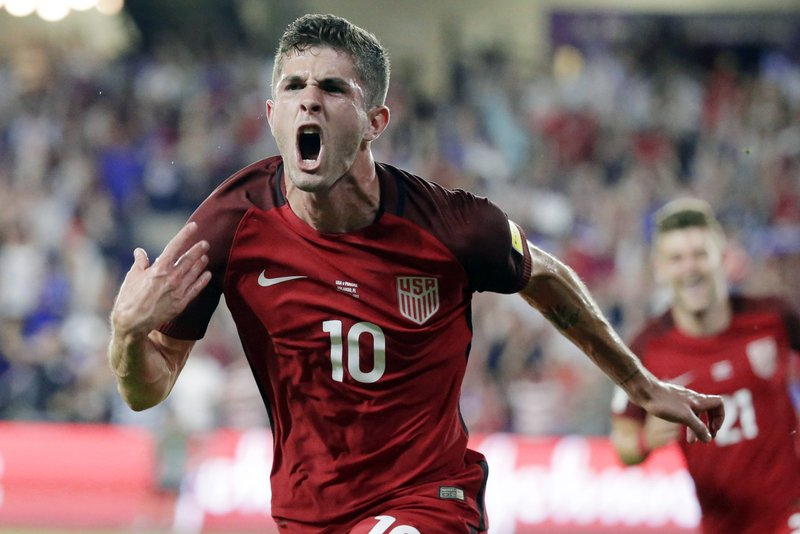 Pulisic, 19, becomes youngest US men's soccer player of year (apnews.com)