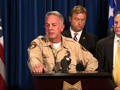 Sheriff: Vegas Shooter Led 'Secret Life'