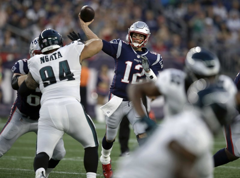 Tom Brady, Haloti Ngata