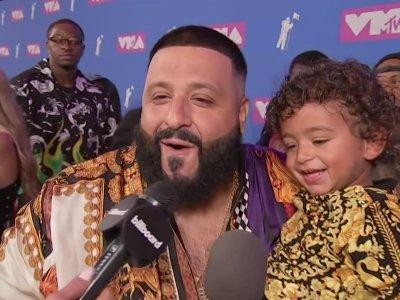 DJ Khaled, Amber Rose and more at the VMAs