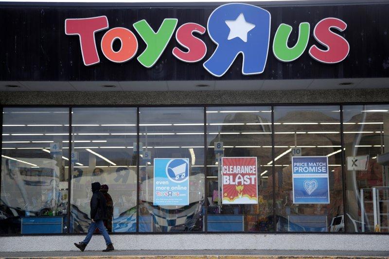 Toys R Us closes shop