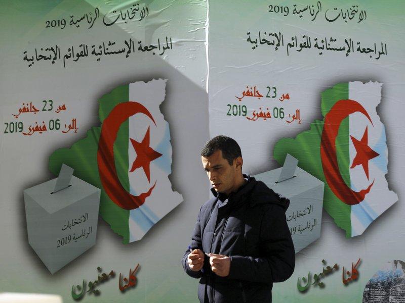 Risultati immagini per algeria election