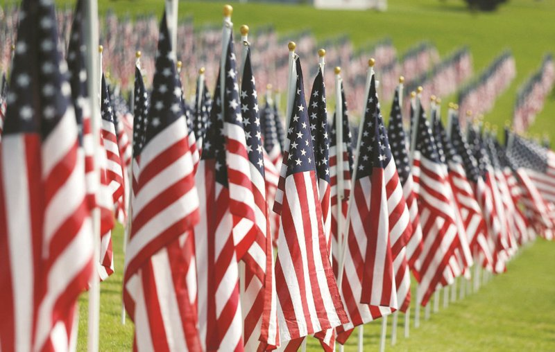 The Healing Field offers reflection, vigil for lives lost