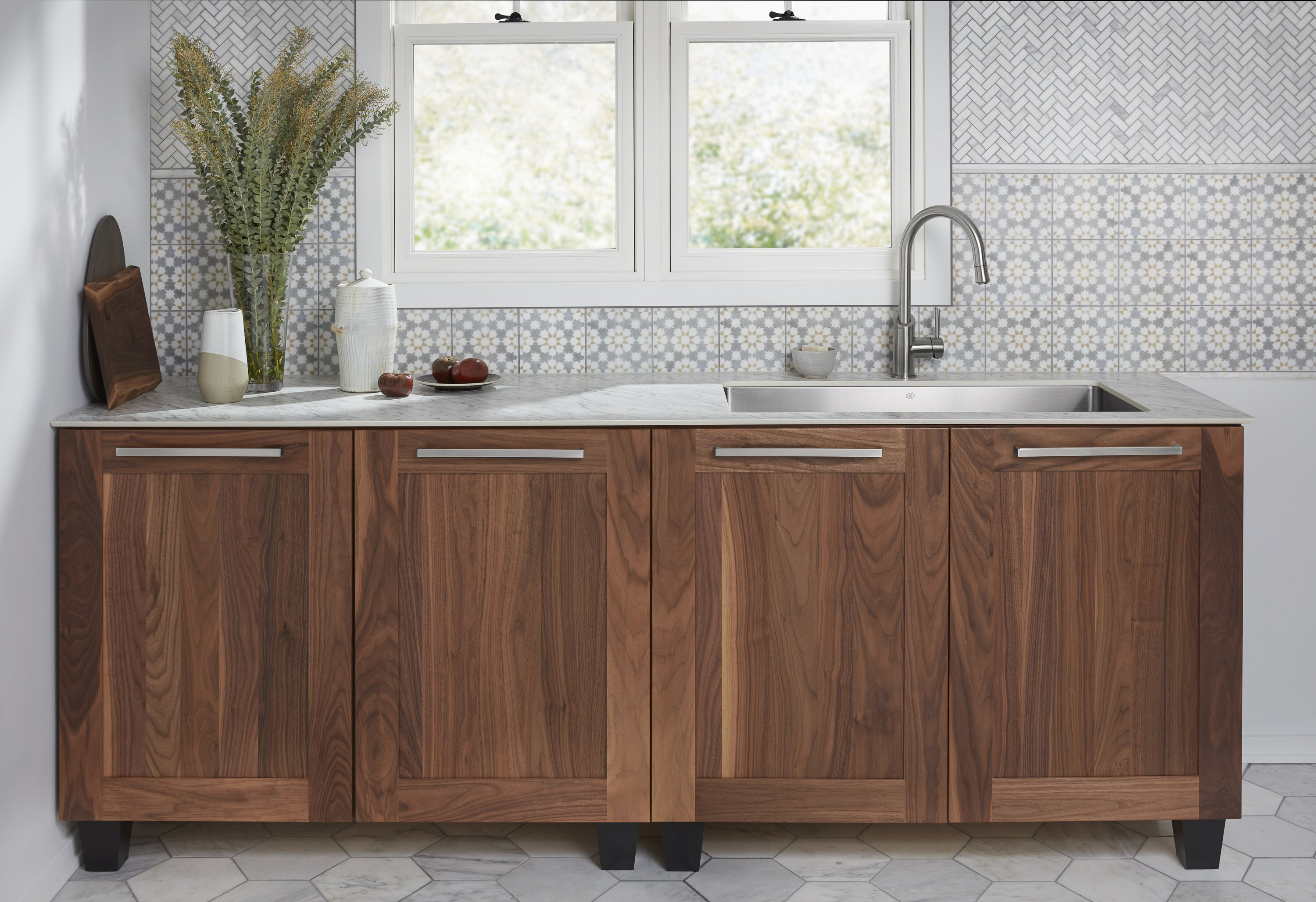 Wilsonart's Ultra-Thin Countertops, Wetwall™ Bath Solutions and Arctic-Inspired Laminates Showcased at KBIS 2019