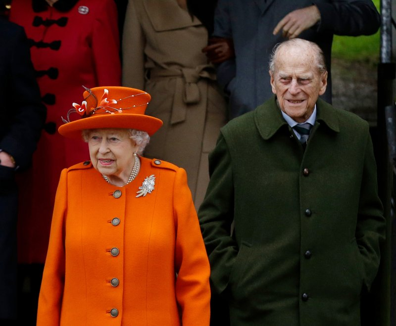 Queen Elizabeth and Prince Philip Receive Coronavirus Vaccine