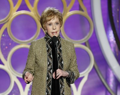 Ap More Than 50 Years After Carol Burnett Became The First Woman To Host A Variety Sketch Show Stint That Would Last 11 Yearake Her