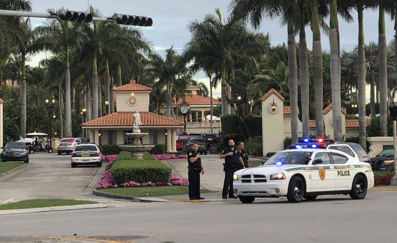 800 - Police: Man who stormed Trump resort still in hospital  Police: Man who stormed Trump resort still in hospital 800