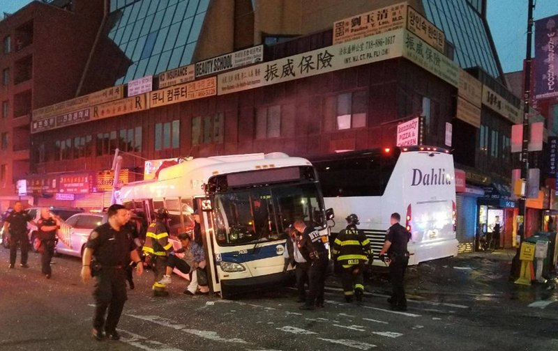 Driving Jobs Nyc >> Dui Conviction Not Enough To Get Bus Driver Banned From Job