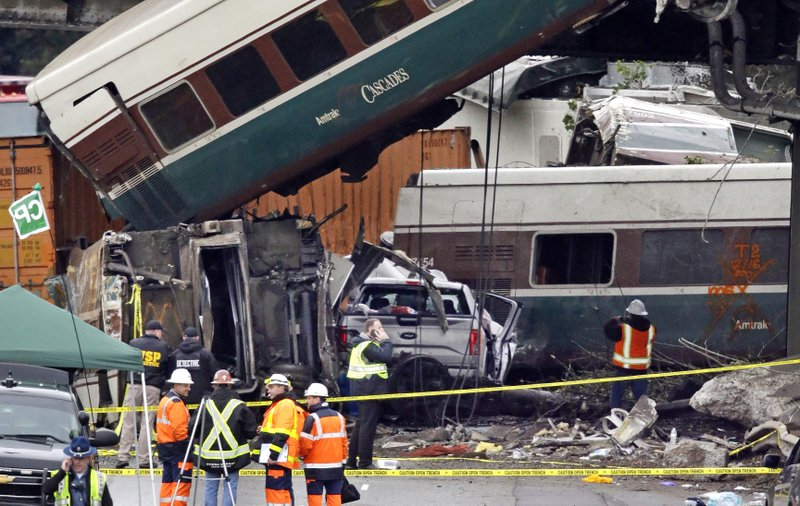 AP FACT CHECK: Trump doesn't wait for facts in Amtrak crash