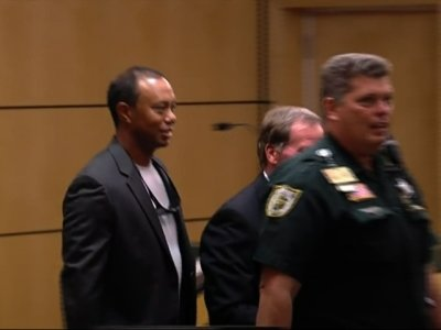 Tiger Woods Pleads Guilty in DUI