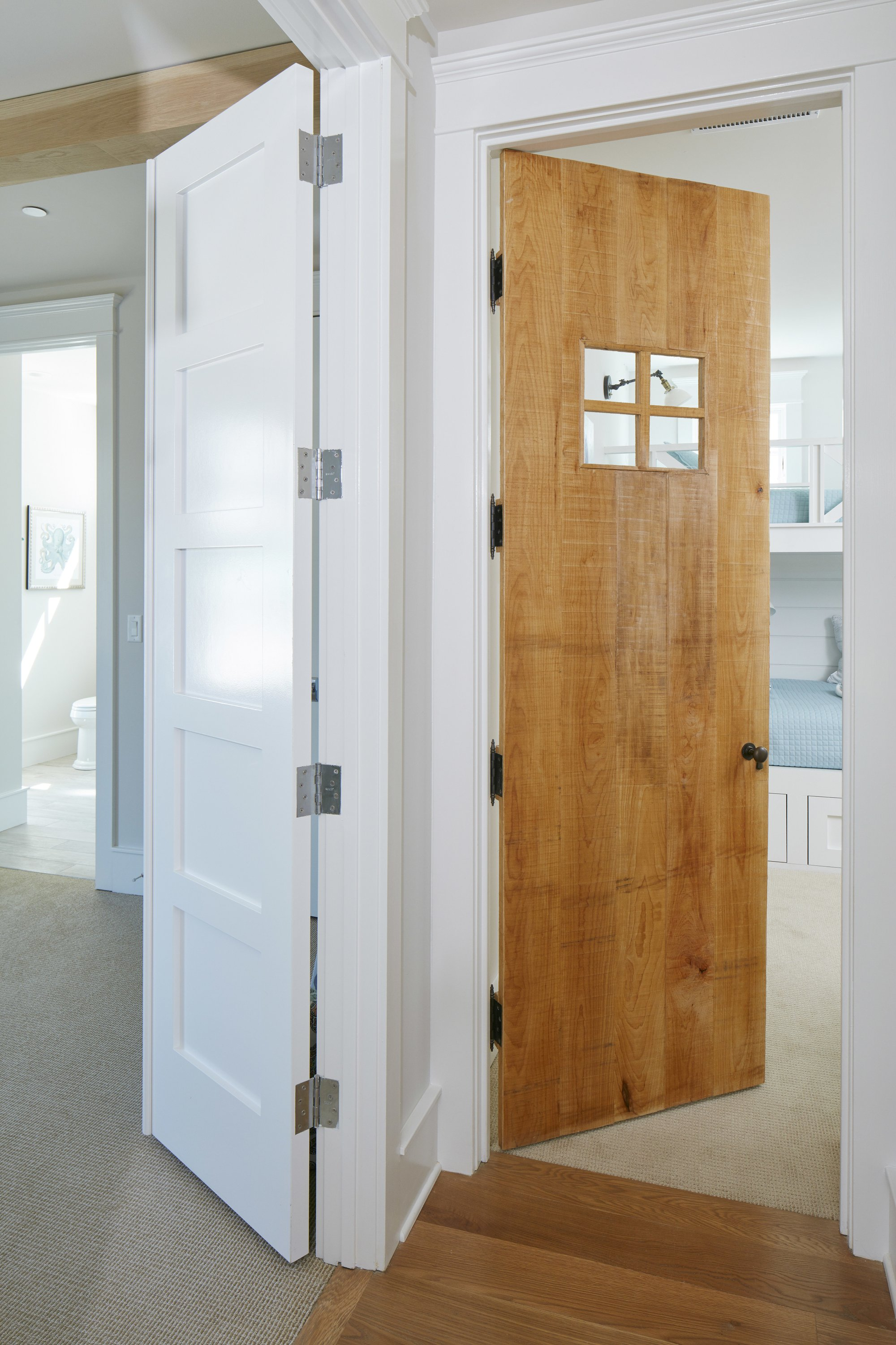 ASK A DESIGNER: Interior Doors Can Add Light, Personality