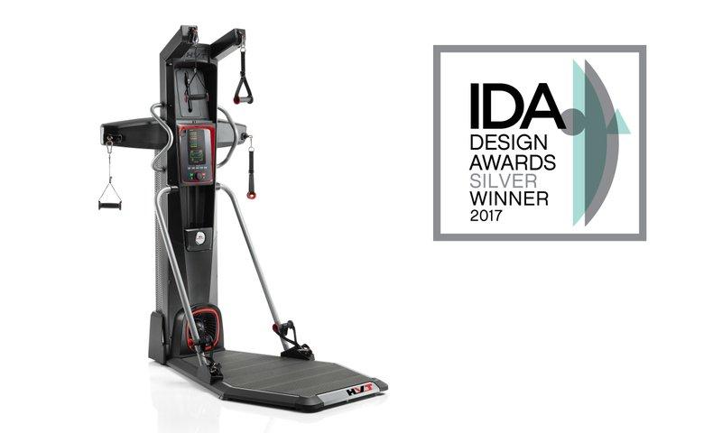 Bowflex® HVT® Machine Earns Prestigious IDA Award