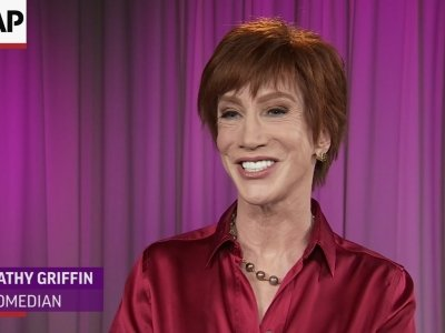 Kathy Griffin is ready to make you laugh again