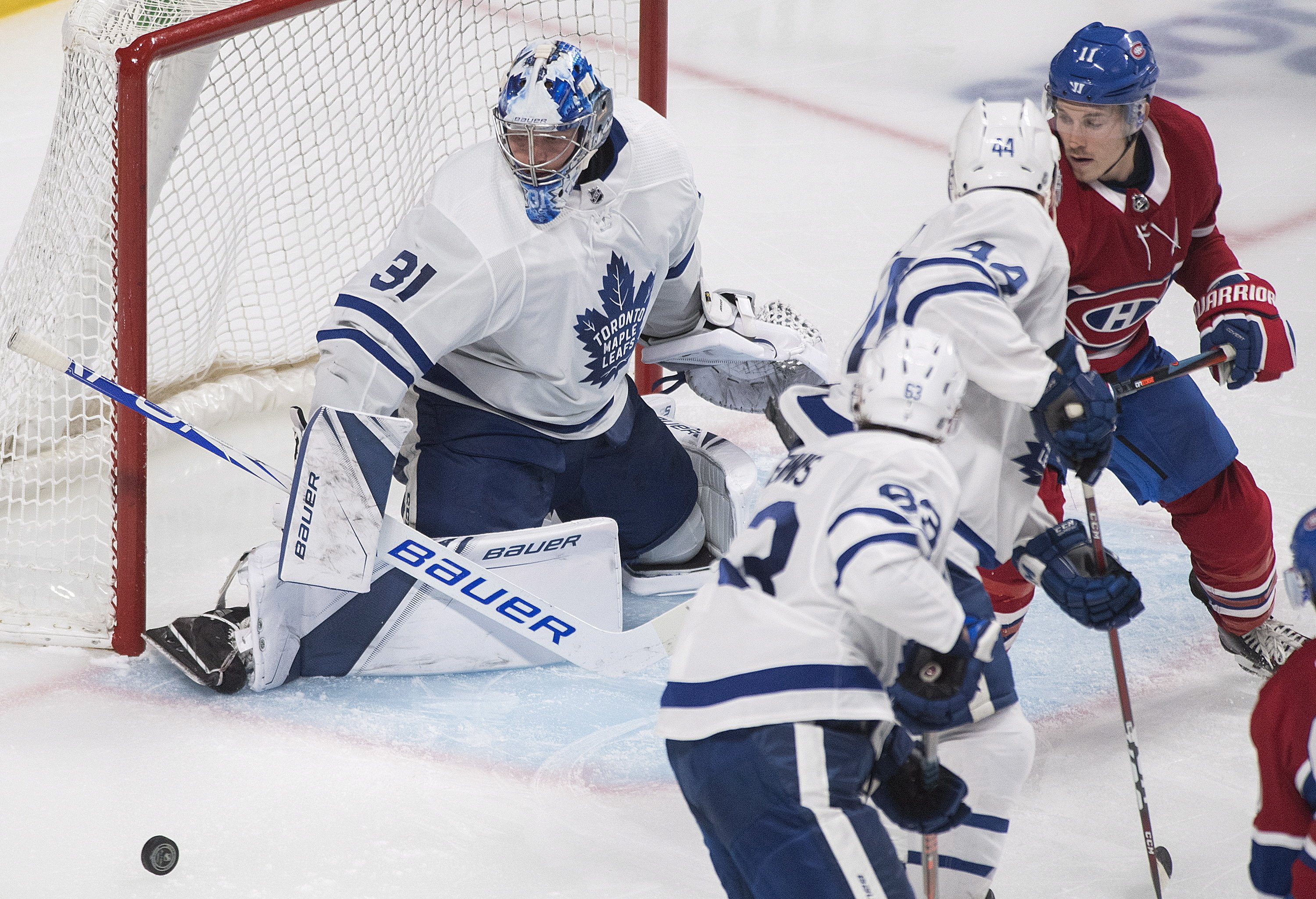 Nhl Goalie Equipment Continues To Shrink Premium On Scoring