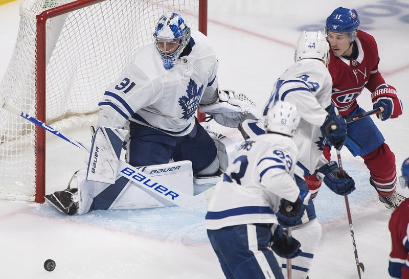 NHL Goalie Equipment Continues To Shrink, Premium On Scoring
