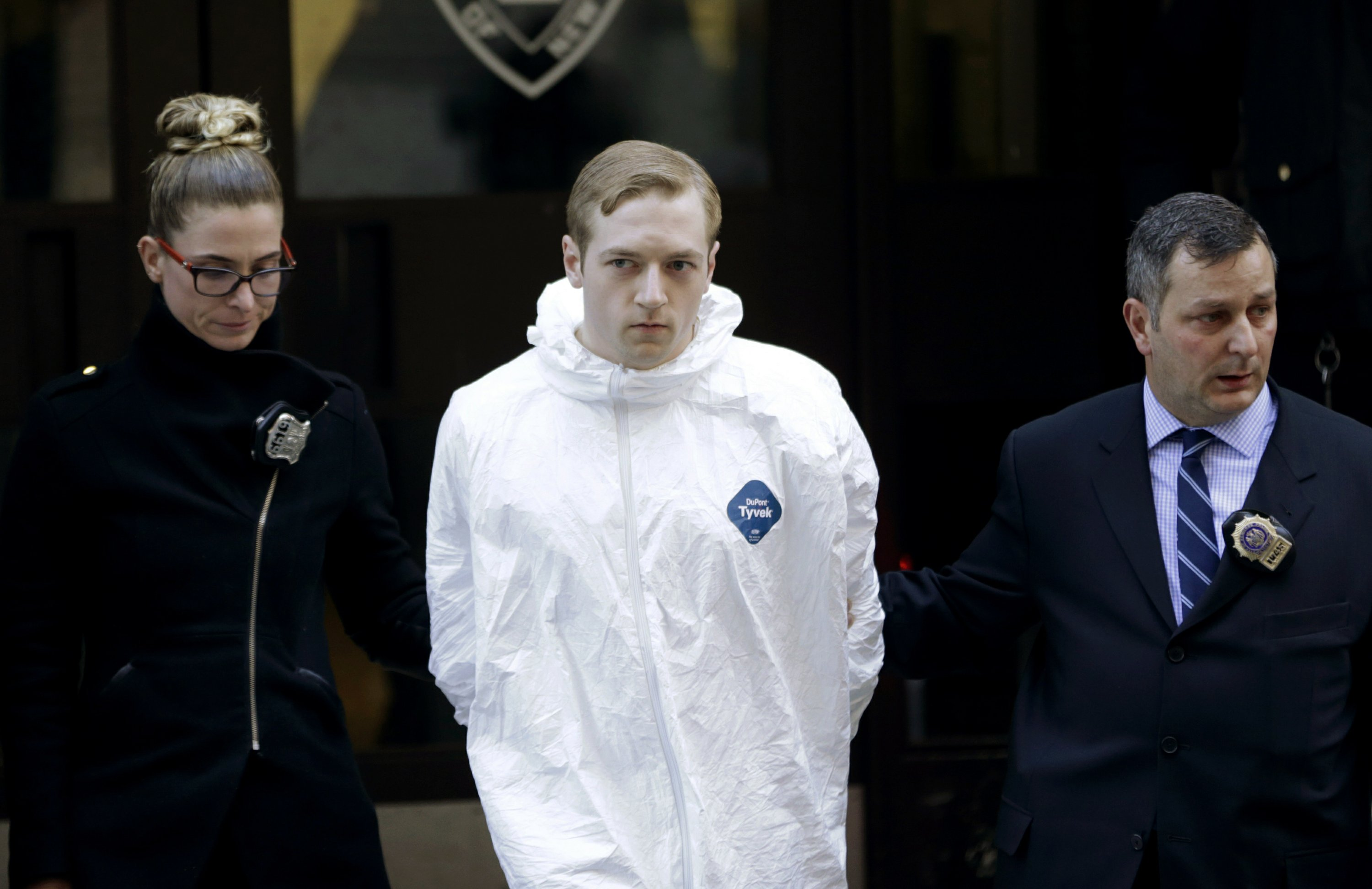 Police White Sword Killer Went To Ny To Attack Black People