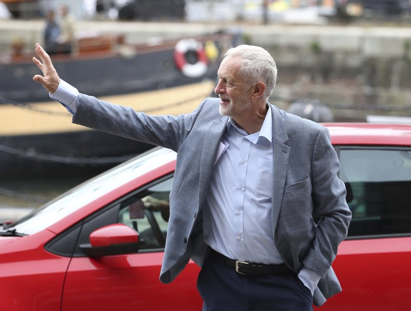 Rich are on 'borrowed time' because Labour government is coming - Jeremy Corbyn