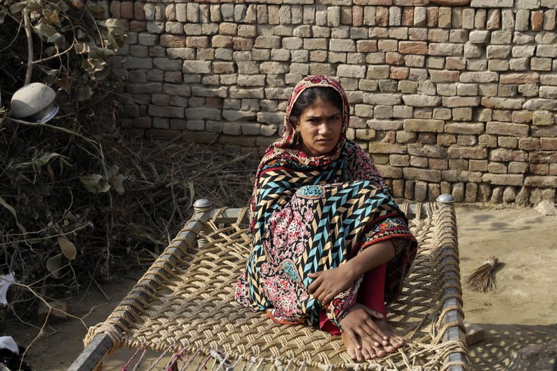 Underage girls trapped in Pakistan bride exchanges