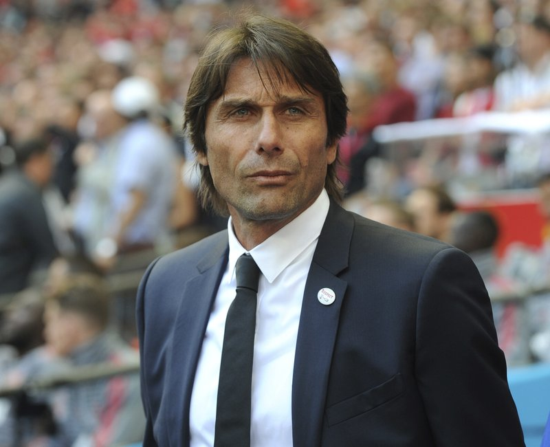 Chelsea fires manager Antonio Conte after 2 years in charge
