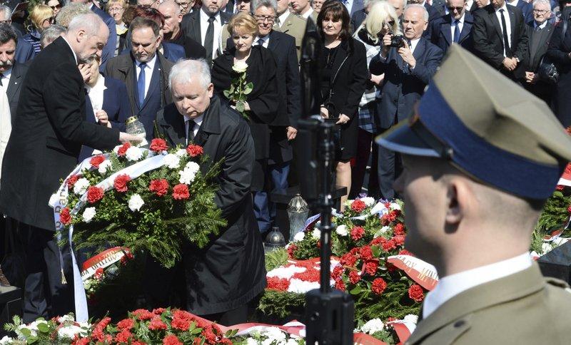 Jaroslaw Kaczynski, Antoni Macierewicz