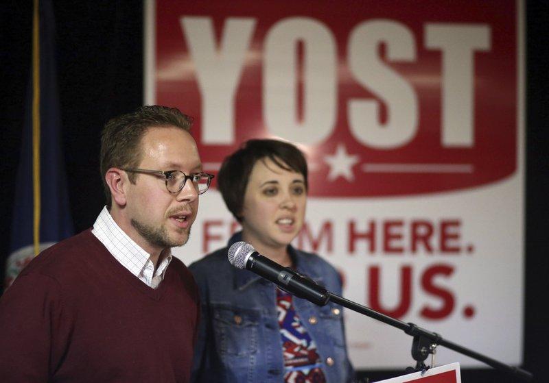 Joseph Yost, Lisa Yost