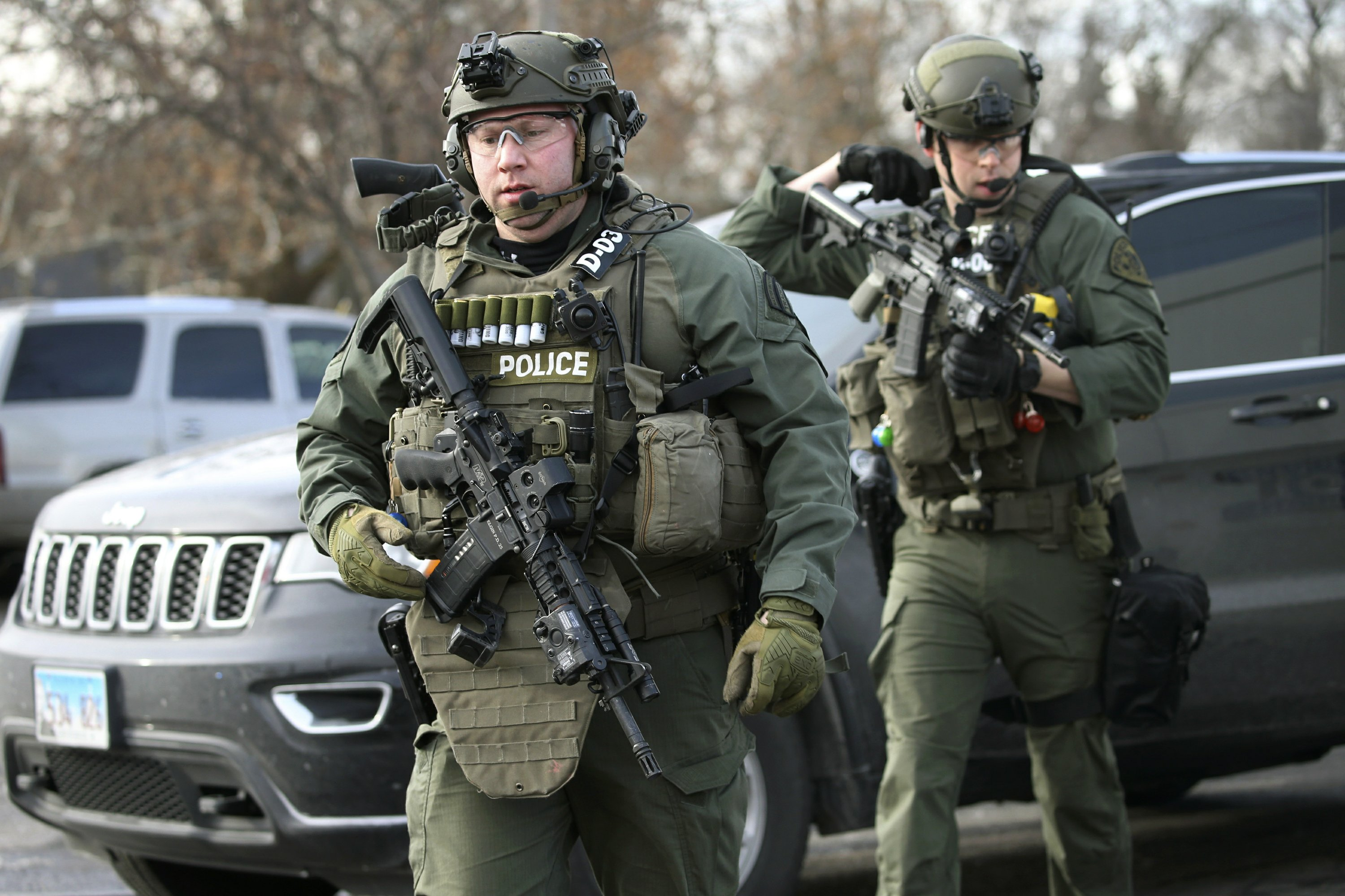 The Latest: Police say workplace gunman was being fired