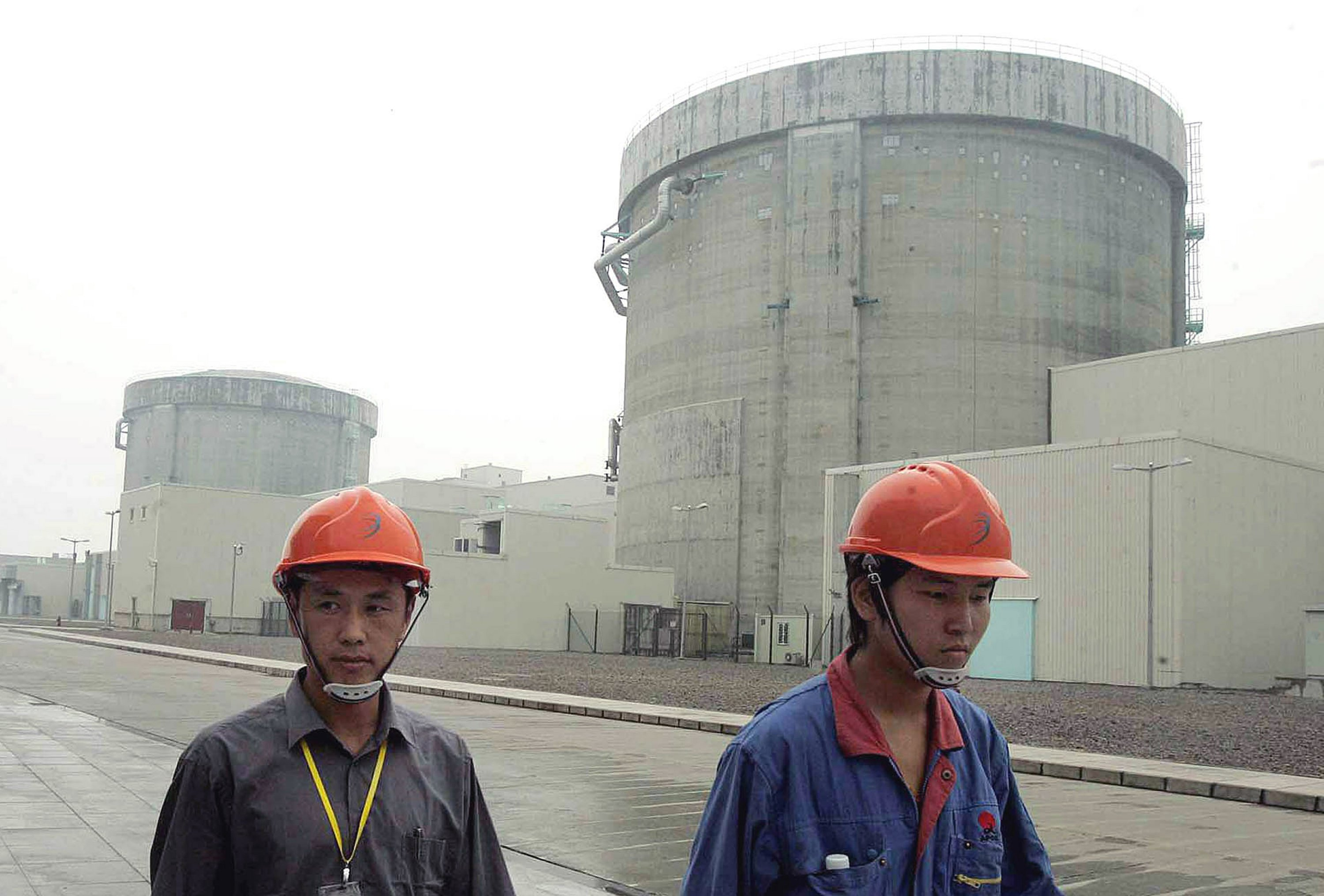 China sets sights on new global export: nuclear energy