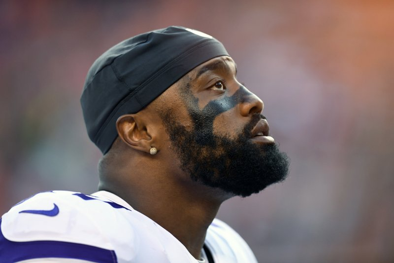 Vikings concerned about DE Everson Griffen's well-being