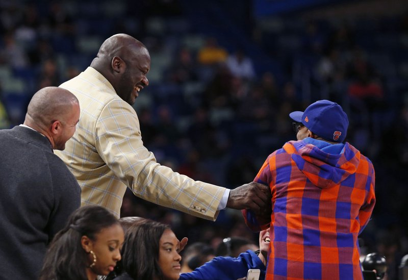 Shaquille O'Neal, Spike Lee