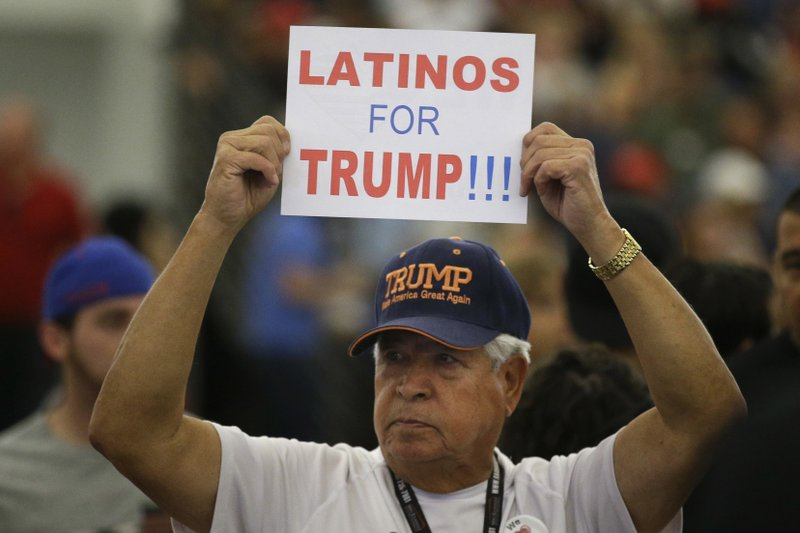 Image result for Why Latinos back Donald Trump