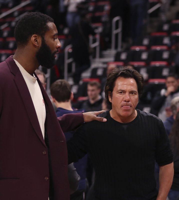 Tom Gores, Andre Drummond