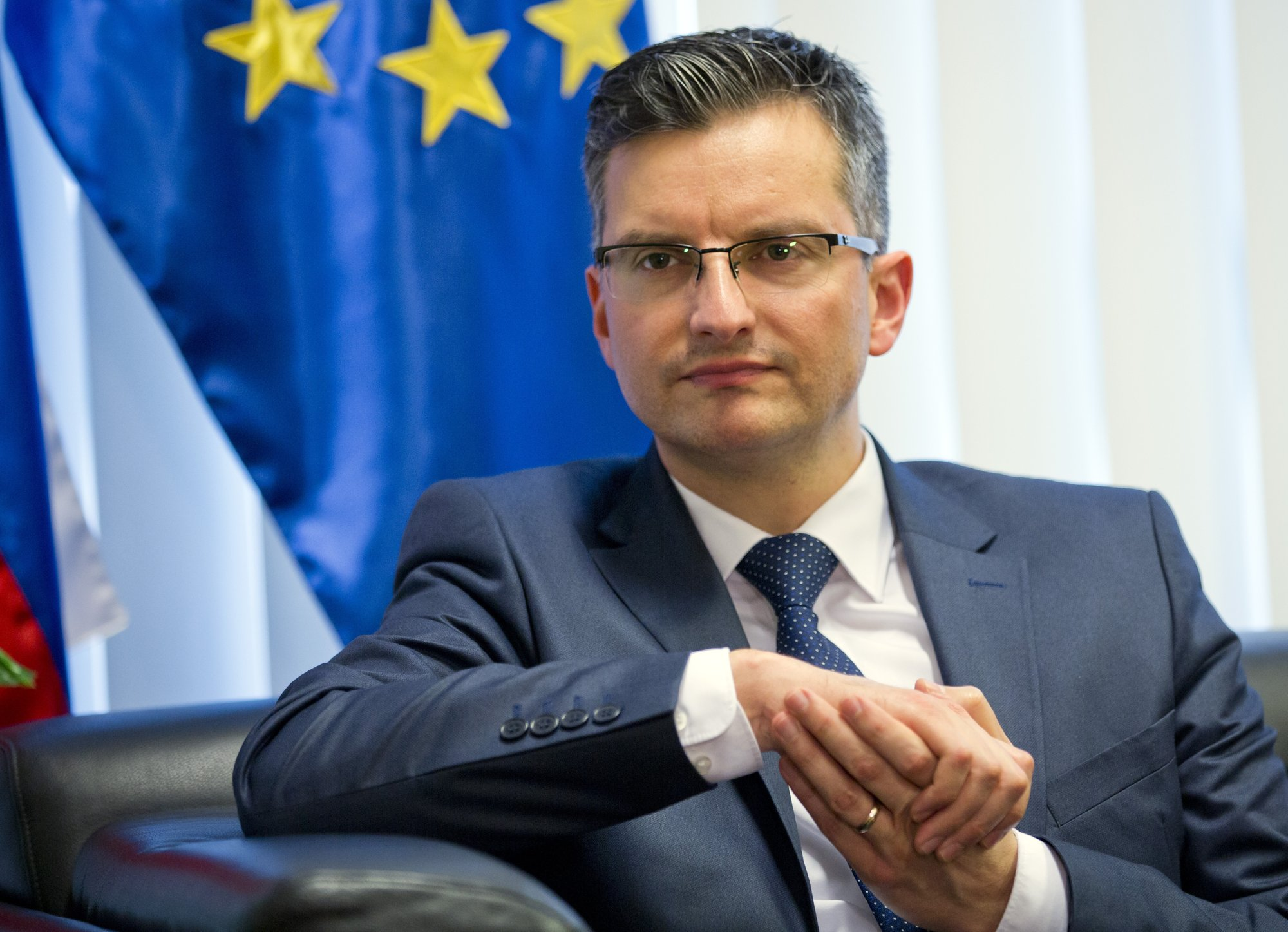 AP Interview: Slovenia leader warns EU to counter populism