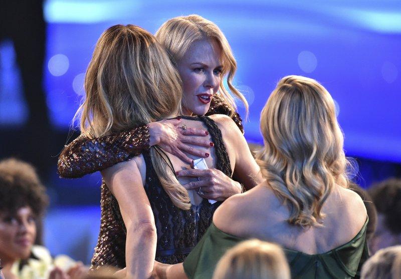 Nicole Kidman, Reese Witherspoon, Laura Dern