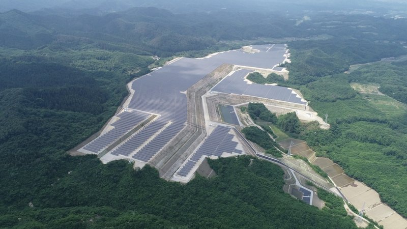 KYOCERA TCL Solar Completes 28MW Solar Power Plant in Miyagi Prefecture, Japan