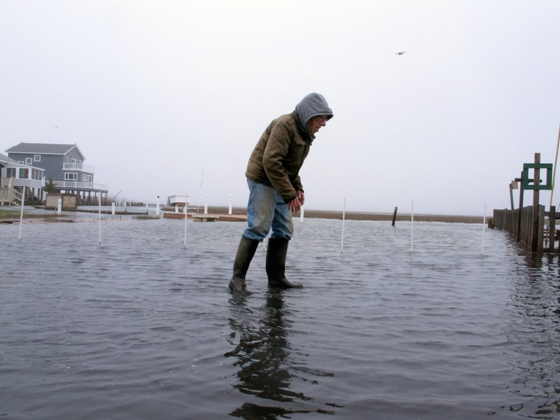 Insidious but overlooked: Back-bay flooding plagues millions