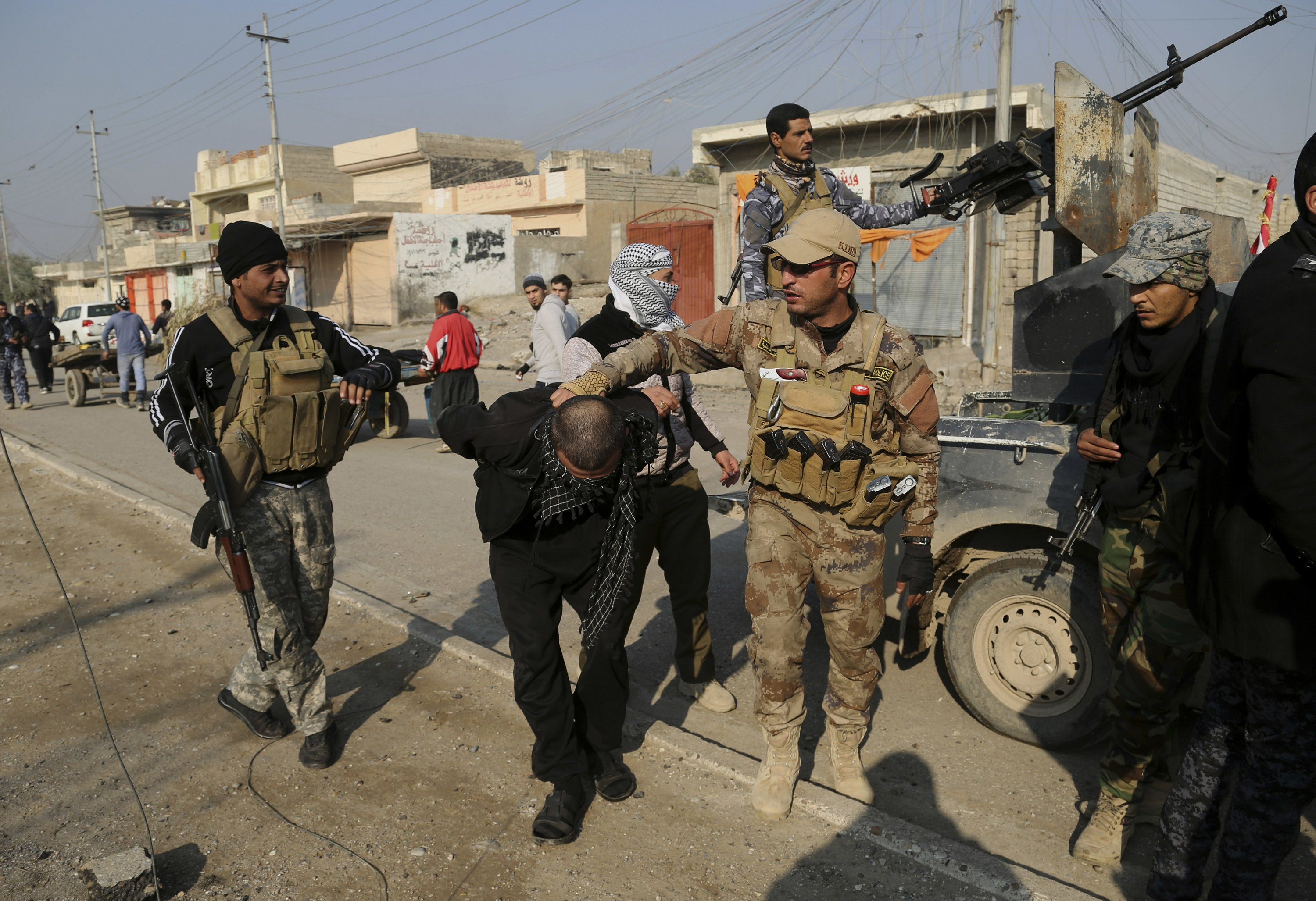 US-led coalition doubles number of advisers in Iraq to 450